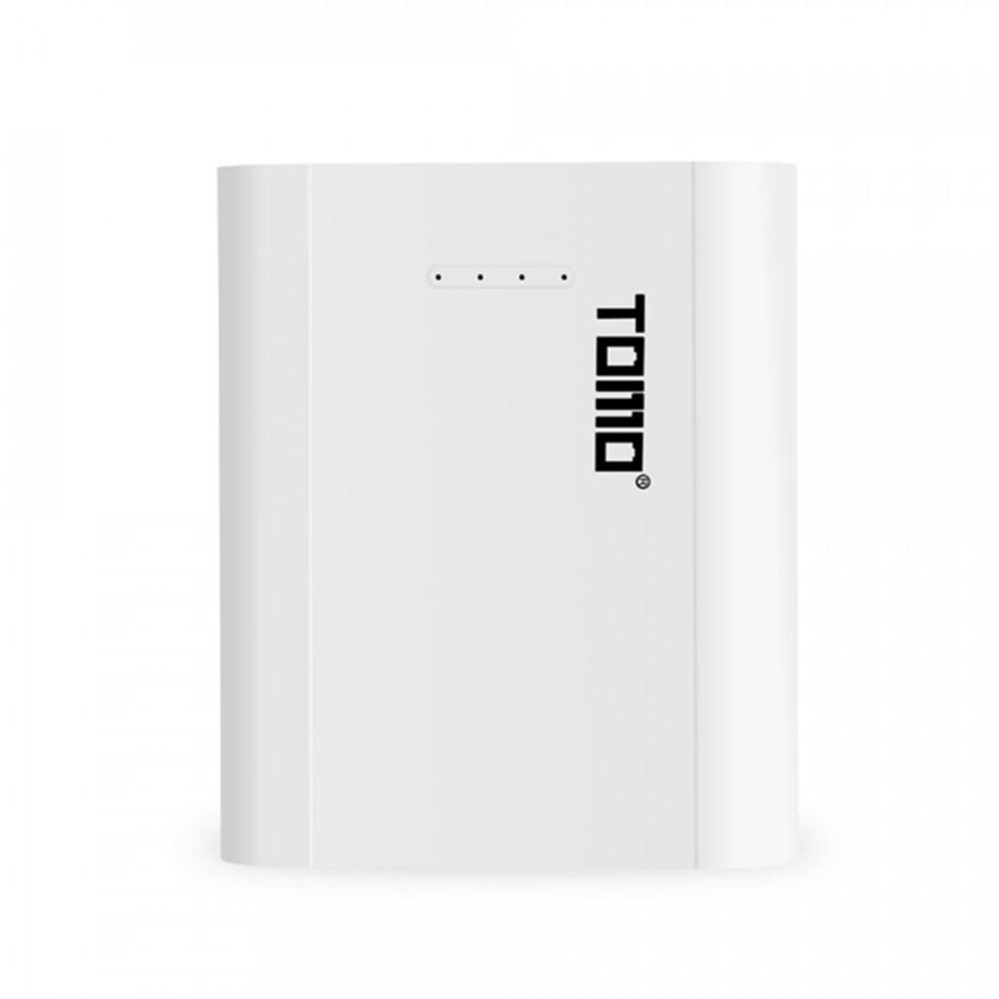 TOMO P4 18650 Li-ion Battery Charger Micro USB Input Dual Output Smart Power Bank Portable Charger for Cellphones - 1905092 , 8758825343834 , 62_14595309 , 305000 , TOMO-P4-18650-Li-ion-Battery-Charger-Micro-USB-Input-Dual-Output-Smart-Power-Bank-Portable-Charger-for-Cellphones-62_14595309 , tiki.vn , TOMO P4 18650 Li-ion Battery Charger Micro USB Input Dual Output Sma