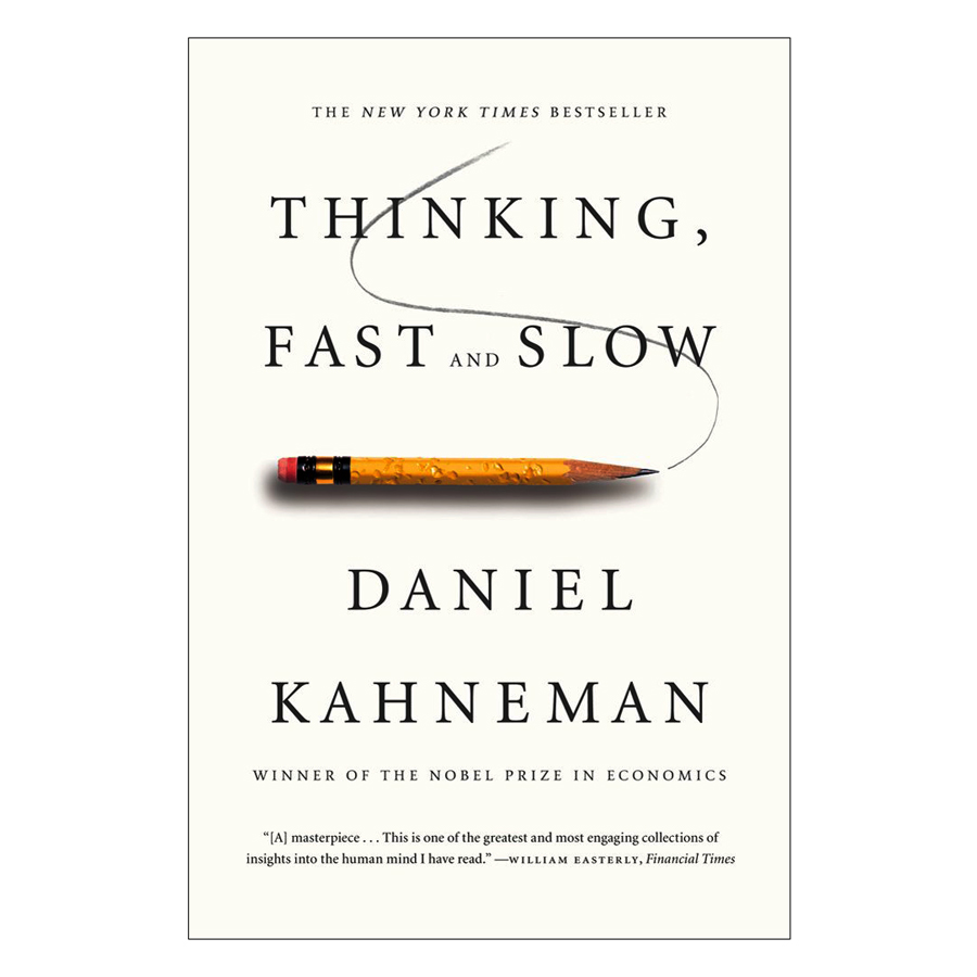 Thinking, Fast And Slow - 1599407 , 1203459971597 , 62_10732377 , 507000 , Thinking-Fast-And-Slow-62_10732377 , tiki.vn , Thinking, Fast And Slow