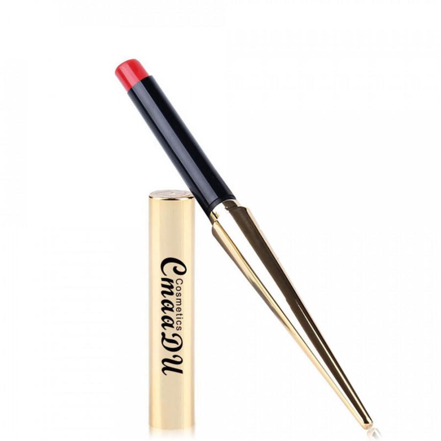 Lip Makeup Lip Gloss Fashion Multi Colors Beauty Makeup for CmaaDu - Random Color