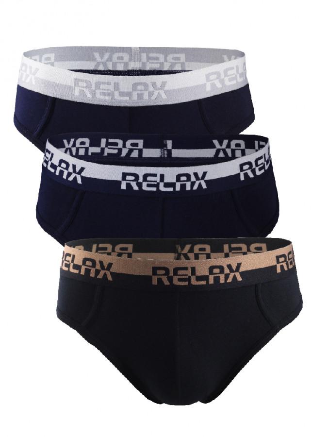 Combo 3 quần lót Relax nam RLTK053  (Màu Ngẫu Nhiên)