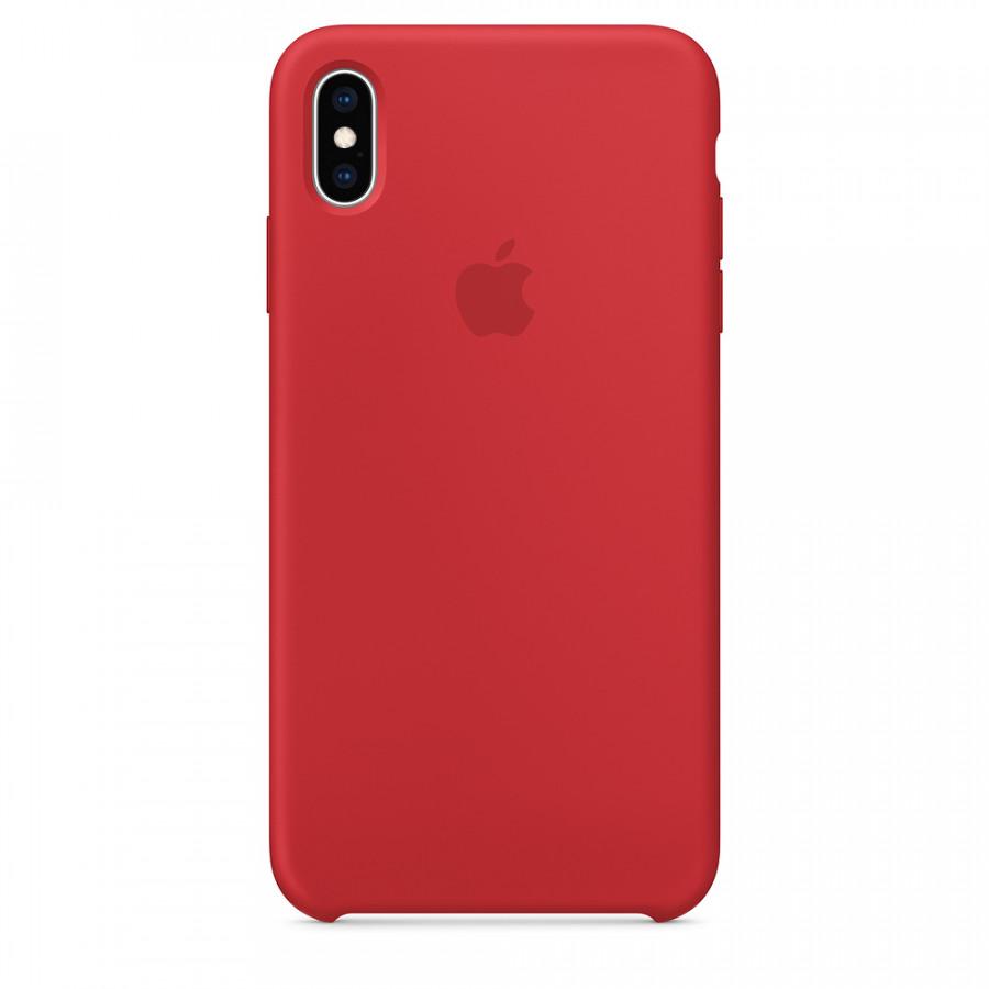 Ốp lưng silicon case cho iPhone X / Xs chống sốc chống bám bẩn