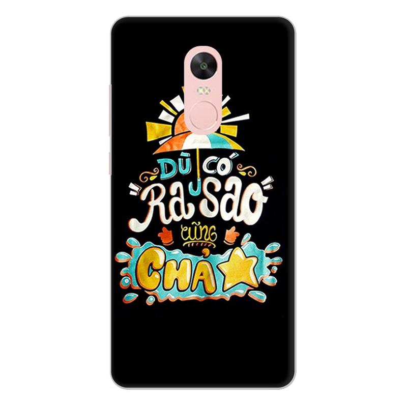 Ốp Lưng Cho Xiaomi Redmi Note 4X - Mẫu 5