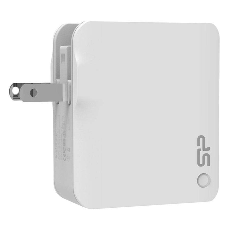 Adapter Sạc Boost Charger WC104P 4 Cổng USB Silicon Power - Hàng Chính Hãng