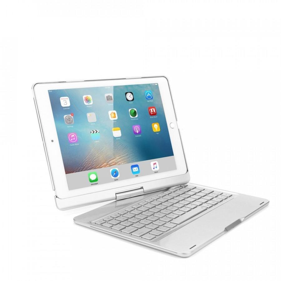Bàn phím Bluetooth F180 dành cho ipad Air, Air 2, ipad Pro 9.7, IPad New 2017, ipad 2018 - 1928368 , 9924369894234 , 62_12453629 , 1830000 , Ban-phim-Bluetooth-F180-danh-cho-ipad-Air-Air-2-ipad-Pro-9.7-IPad-New-2017-ipad-2018-62_12453629 , tiki.vn , Bàn phím Bluetooth F180 dành cho ipad Air, Air 2, ipad Pro 9.7, IPad New 2017, ipad 2018
