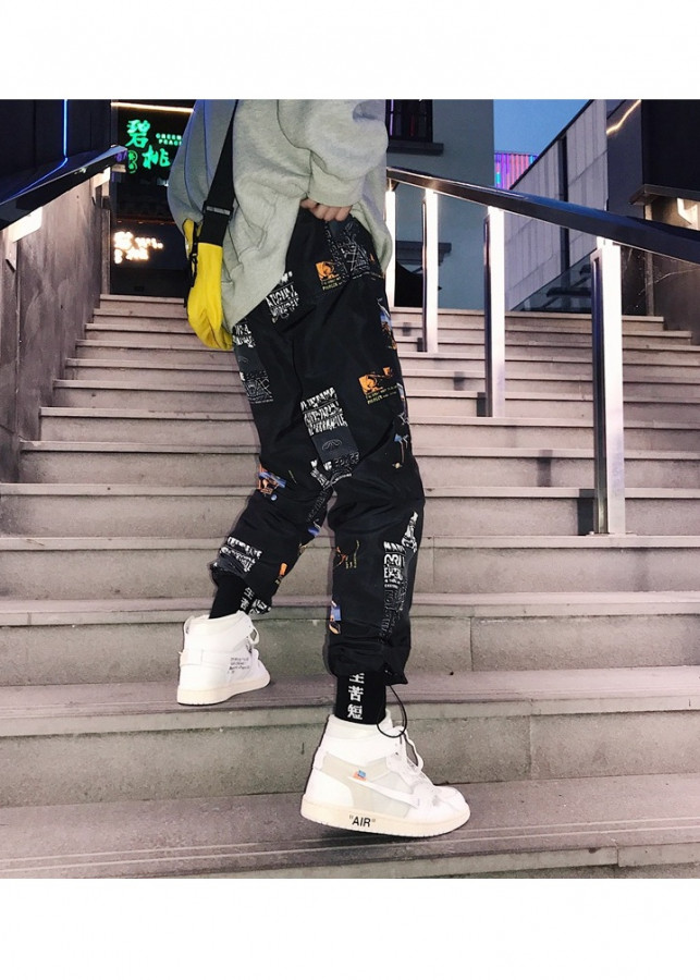 quần Jogger nam phong cách hip hop - 8340496 , 9802901798229 , 62_17190446 , 510000 , quan-Jogger-nam-phong-cach-hip-hop-62_17190446 , tiki.vn , quần Jogger nam phong cách hip hop