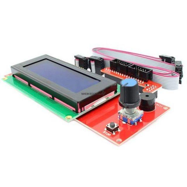 Màn hình LCD 2004 cho máy CNC, in 3D - 1879536 , 5680971481920 , 62_14348962 , 200000 , Man-hinh-LCD-2004-cho-may-CNC-in-3D-62_14348962 , tiki.vn , Màn hình LCD 2004 cho máy CNC, in 3D