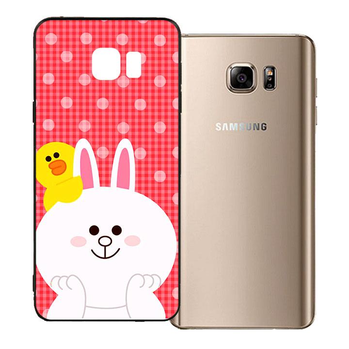 Ốp lưng viền TPU cho Samsung Galaxy Note 5 - Cony 01 - 1059575 , 1500093977528 , 62_14792817 , 200000 , Op-lung-vien-TPU-cho-Samsung-Galaxy-Note-5-Cony-01-62_14792817 , tiki.vn , Ốp lưng viền TPU cho Samsung Galaxy Note 5 - Cony 01