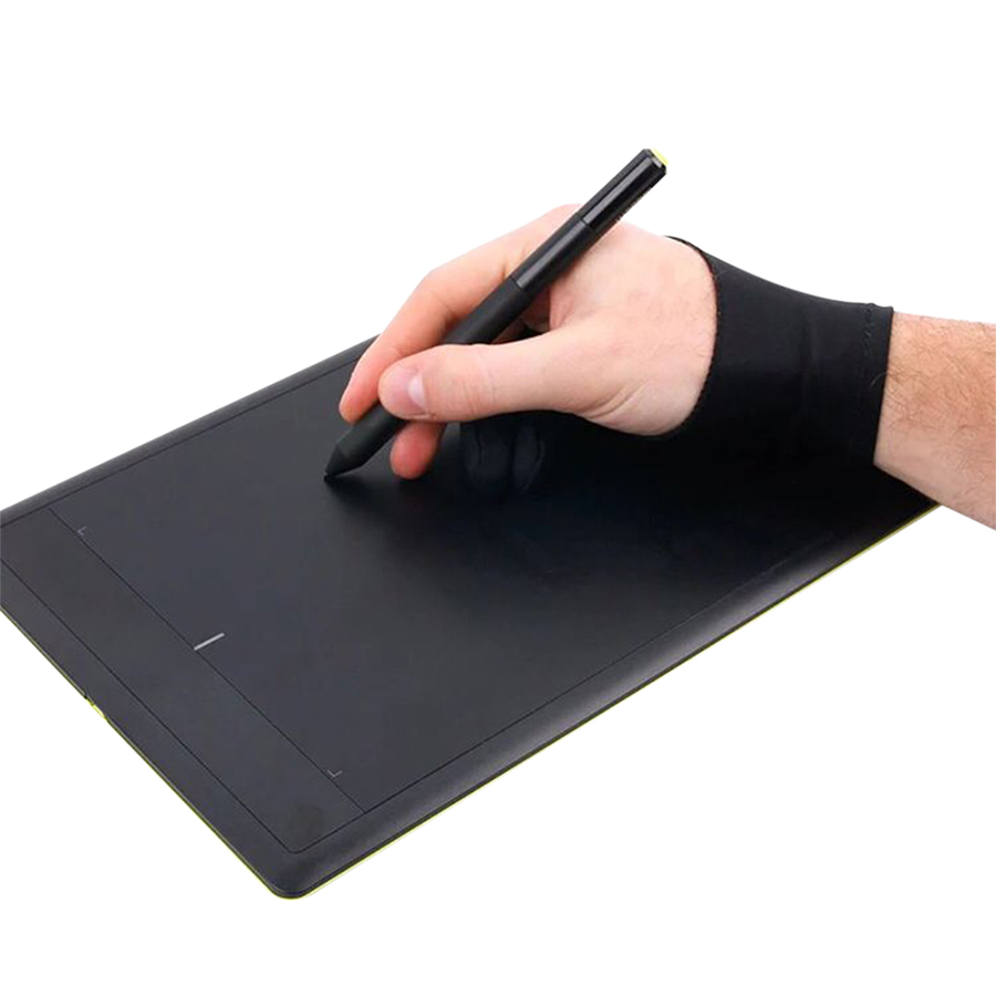 Găng tay 2 Ngón Chống Lem Khi Vẽ