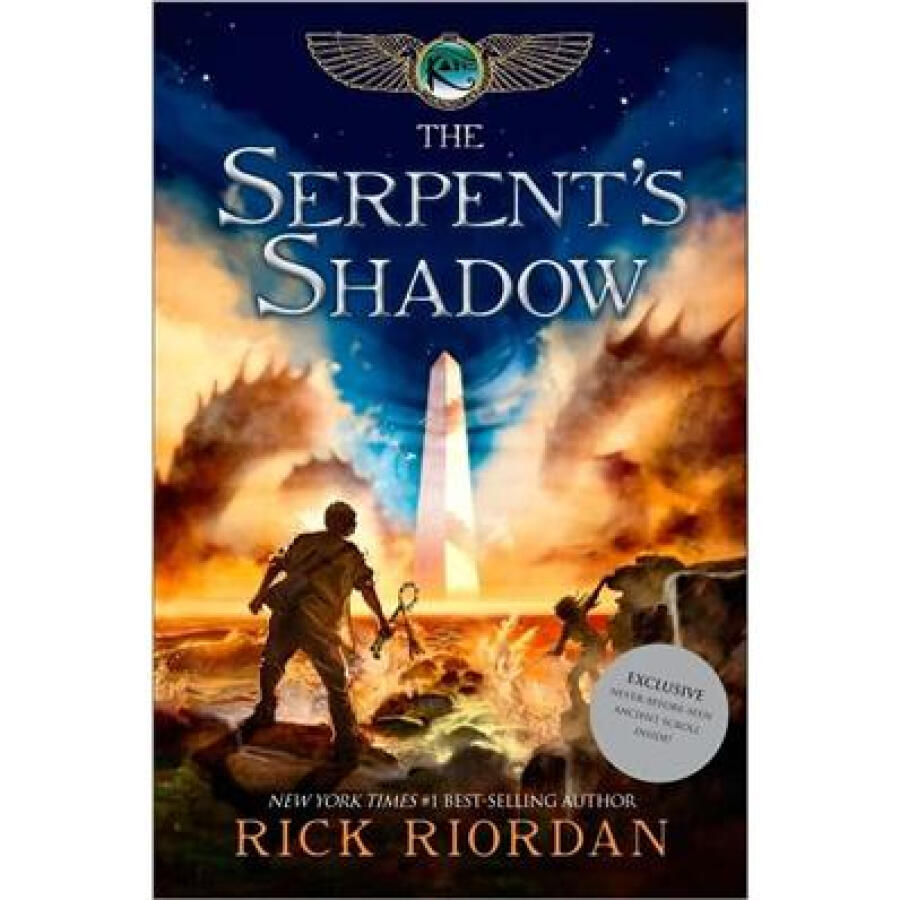 The Serpents Shadow (The Kane Chronicles Book 3) - 1237495 , 1667655781624 , 62_5271573 , 398000 , The-Serpents-Shadow-The-Kane-Chronicles-Book-3-62_5271573 , tiki.vn , The Serpents Shadow (The Kane Chronicles Book 3)