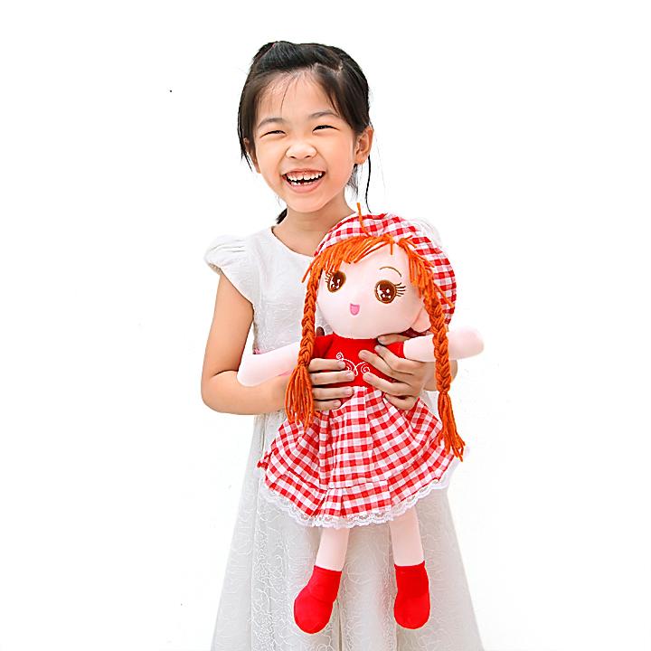 Gấu bông búp bê công chúa 50cm