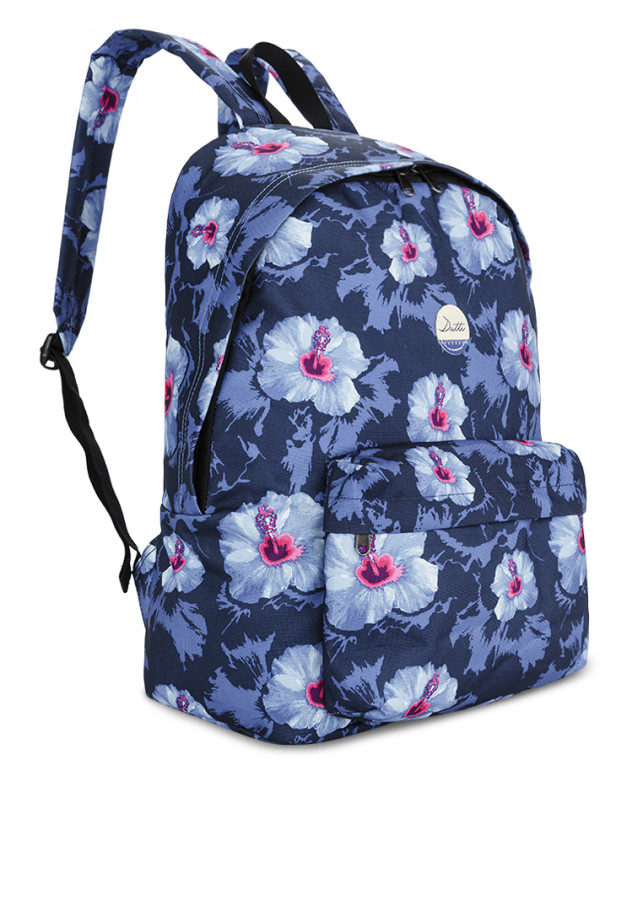 Balo đi học, du lịch Dutti No.27 (30 x 41 cm) - hoa xanh dương