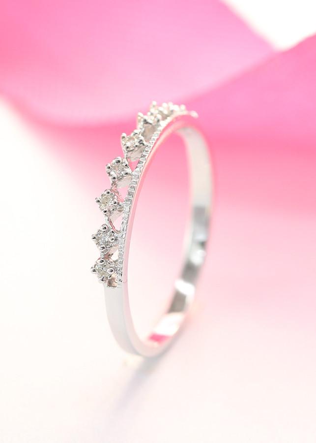 Nhẫn bạc nữ đẹp đính đá đơn giản tinh tế NN0197 - 840504 , 4383565191366 , 62_12597372 , 280000 , Nhan-bac-nu-dep-dinh-da-don-gian-tinh-te-NN0197-62_12597372 , tiki.vn , Nhẫn bạc nữ đẹp đính đá đơn giản tinh tế NN0197