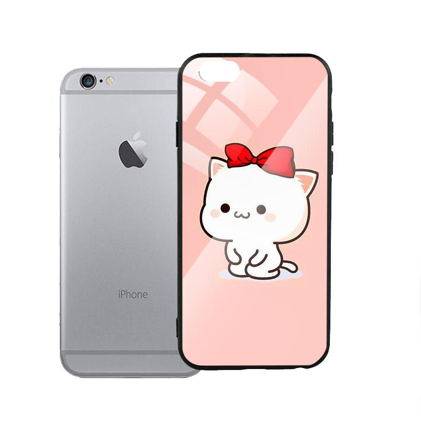 Ốp Lưng Kính Cường Lực cho điện thoại Iphone 6 Plus / 6s Plus - Cute - 6073771 , 8558764831023 , 62_14808520 , 250000 , Op-Lung-Kinh-Cuong-Luc-cho-dien-thoai-Iphone-6-Plus--6s-Plus-Cute-62_14808520 , tiki.vn , Ốp Lưng Kính Cường Lực cho điện thoại Iphone 6 Plus / 6s Plus - Cute