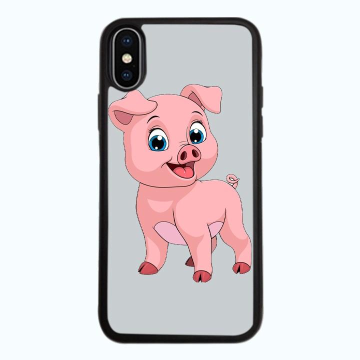 Ốp Lưng Kính Cường Lực Dành Cho Điện Thoại iPhone X Pig Pig Mẫu 3 - 1322865 , 2832460808470 , 62_5348311 , 250000 , Op-Lung-Kinh-Cuong-Luc-Danh-Cho-Dien-Thoai-iPhone-X-Pig-Pig-Mau-3-62_5348311 , tiki.vn , Ốp Lưng Kính Cường Lực Dành Cho Điện Thoại iPhone X Pig Pig Mẫu 3