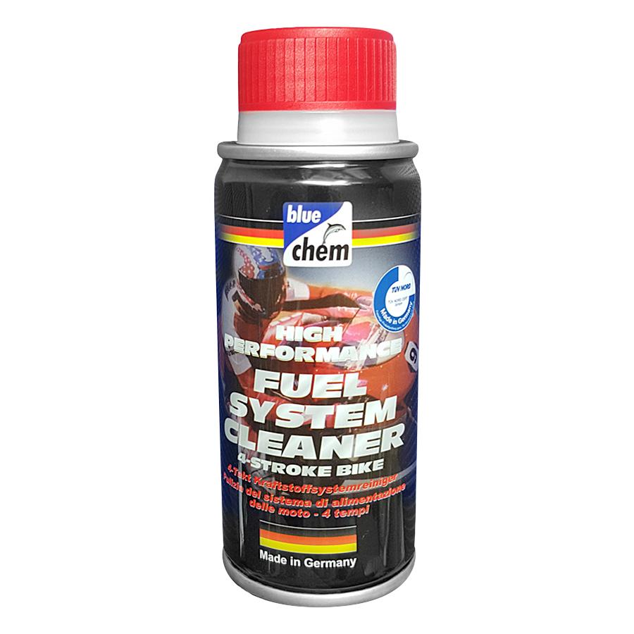 Dung Dịch Vệ Sinh Hệ Thống Xăng Cho Mô Tô Xe Máy Bluechem Fuel Sysem Cleaner (50ml)