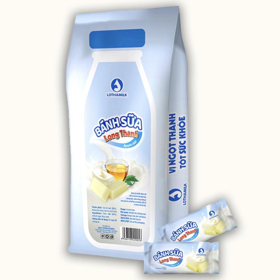 Bánh sữa Long Thành Lothamilk - Vị ngon từ sữa bò tươi (140g) - 2012888 , 6558143556259 , 62_14853153 , 34000 , Banh-sua-Long-Thanh-Lothamilk-Vi-ngon-tu-sua-bo-tuoi-140g-62_14853153 , tiki.vn , Bánh sữa Long Thành Lothamilk - Vị ngon từ sữa bò tươi (140g)