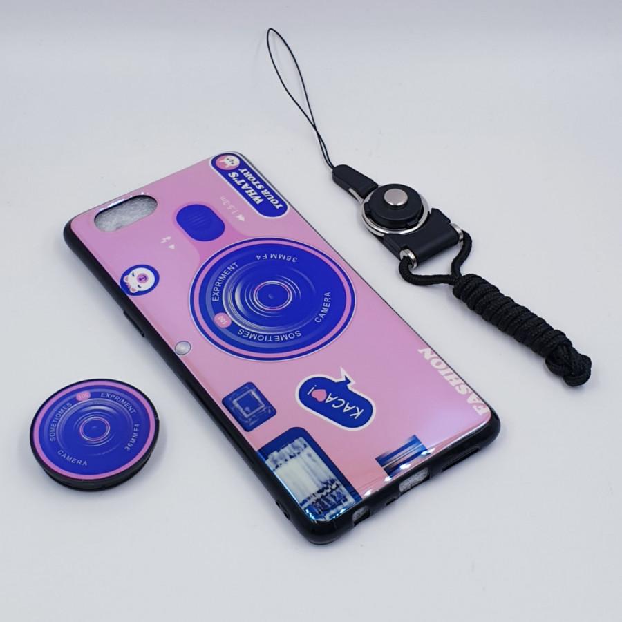 Ốp lưng hình máy ảnh kèm giá đỡ và dây đeo dành cho Oppo A9,Realme 3,Realme 1(oppo F7 Youth),R17 Pro,F11 Pro, - 2351624 , 4609408425482 , 62_15338692 , 150000 , Op-lung-hinh-may-anh-kem-gia-do-va-day-deo-danh-cho-Oppo-A9Realme-3Realme-1oppo-F7-YouthR17-ProF11-Pro-62_15338692 , tiki.vn , Ốp lưng hình máy ảnh kèm giá đỡ và dây đeo dành cho Oppo A9,Realme 3,Realm