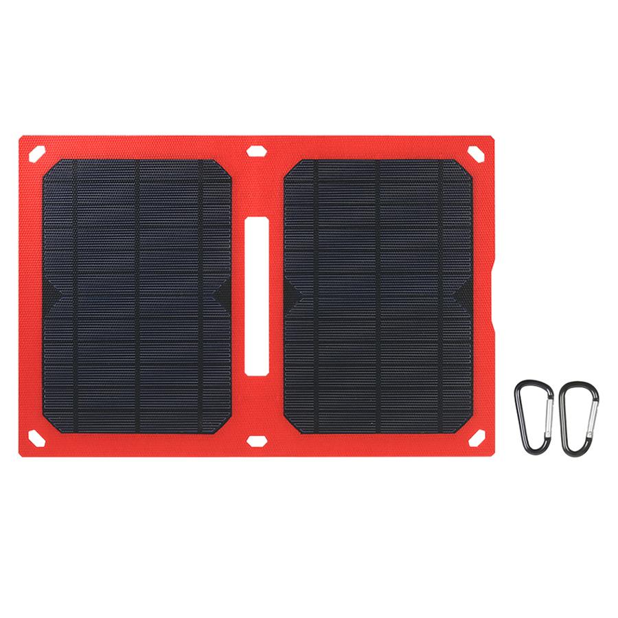 Bộ Sạc Năng Lượng Mặt Trời USB Kép (12W) (5V)