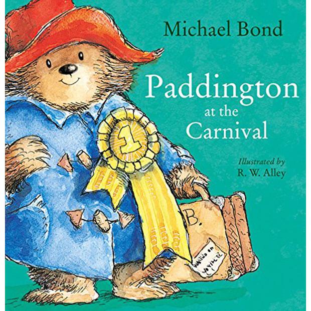 Paddington at the Carnival