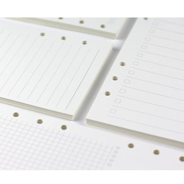Ruột sổ còng refill planner, 45 tờ/ tập