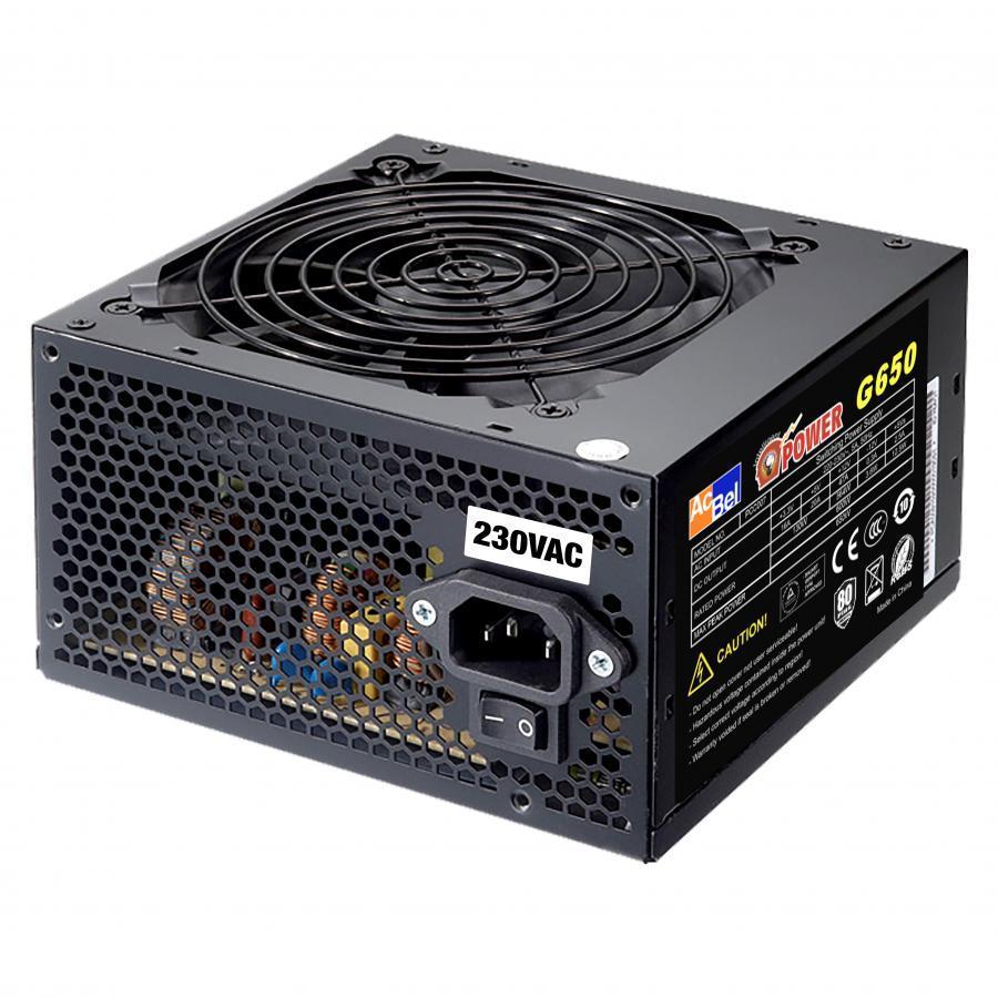 Nguồn Máy Tính 650W AcBel iPower G