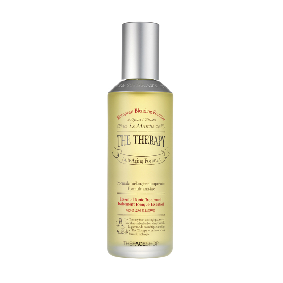 [The Face Shop] The Therapy Essential Tonic Treatment 150ml - 18700079 , 3899671082210 , 62_25003632 , 982000 , The-Face-Shop-The-Therapy-Essential-Tonic-Treatment-150ml-62_25003632 , tiki.vn , [The Face Shop] The Therapy Essential Tonic Treatment 150ml