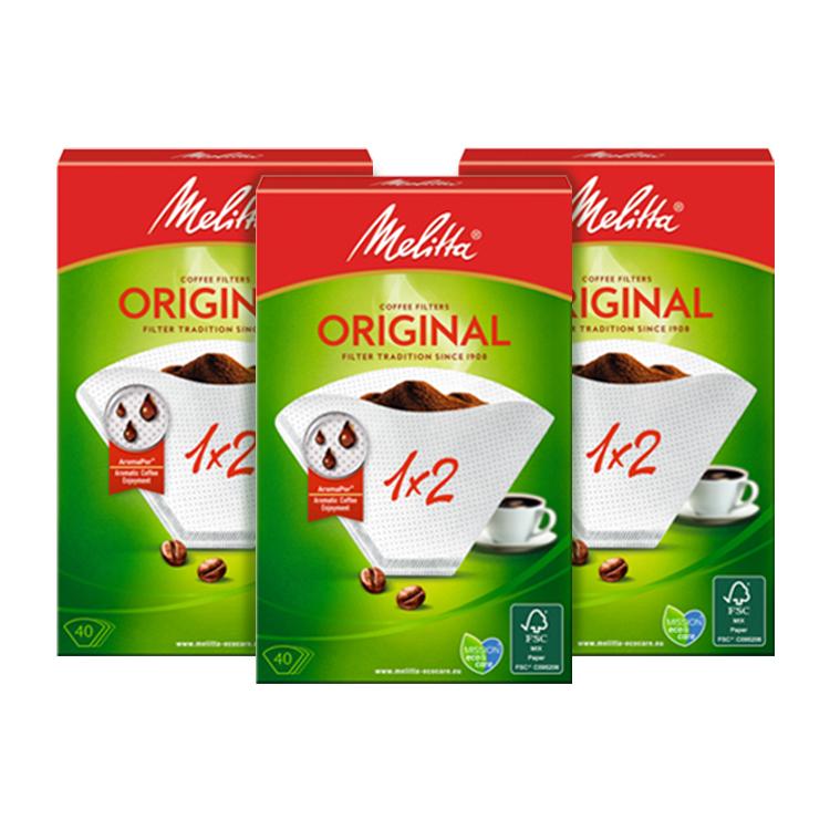 Combo 3 hộp giấy lọc cà phê Melitta 1X2 - 1332689 , 5132806554786 , 62_5493887 , 115500 , Combo-3-hop-giay-loc-ca-phe-Melitta-1X2-62_5493887 , tiki.vn , Combo 3 hộp giấy lọc cà phê Melitta 1X2