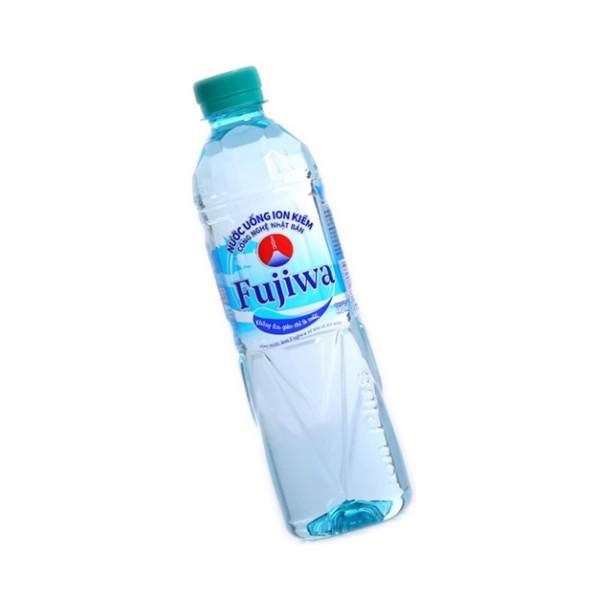 Nước ion kiềm Fujiwa - thùng 24 chai (480ml / 1 chai)