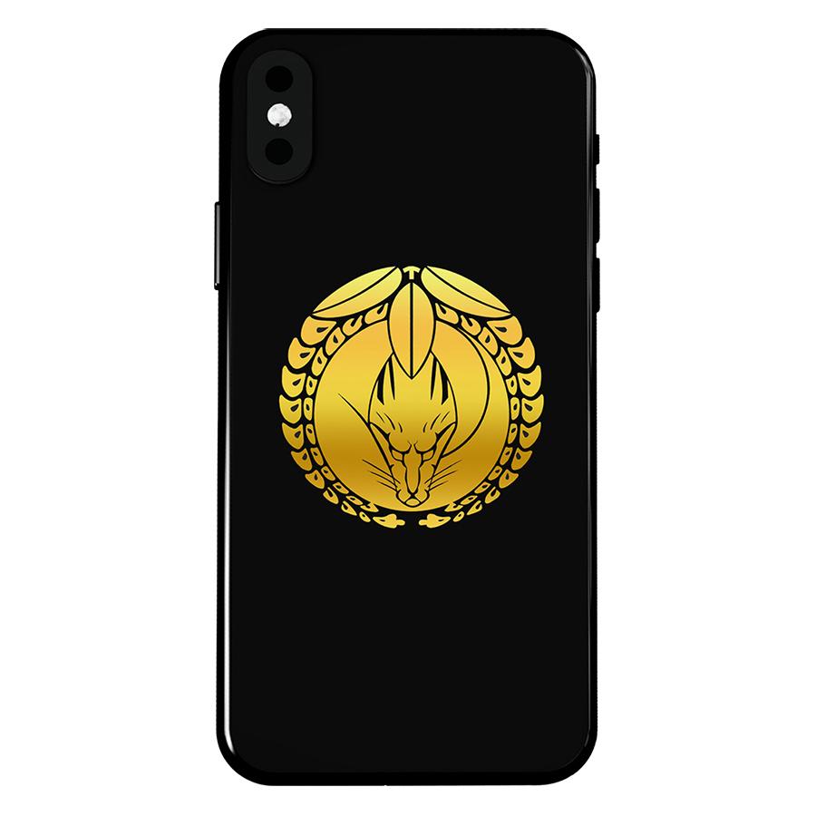 Ốp Lưng Silicon Dành Cho Điện Thoại Touken Ranbu 10 - iPhone X