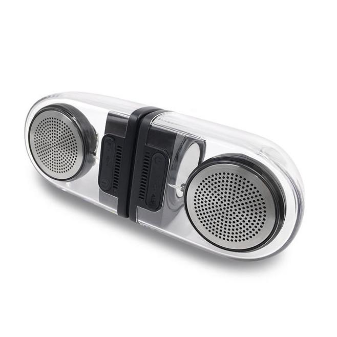 Loa Bluetooth thời trang 2 trong 1 Remax RB-M22 tách thành 2 loa rời - Hàng chính hãng