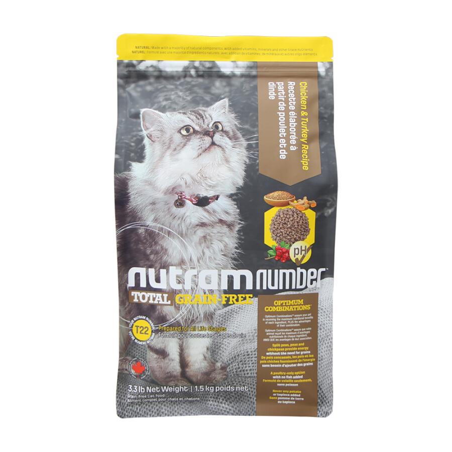 Thức Ăn Cho Mèo Newton Nutram