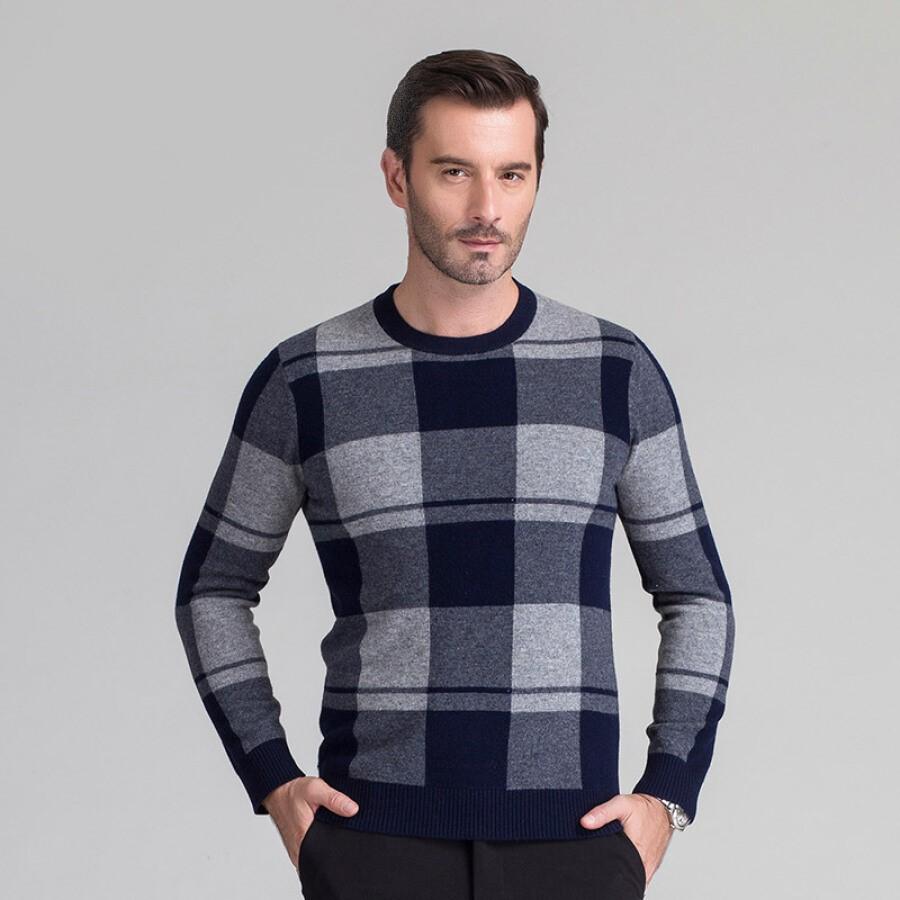 Áo Sweater Thời Trang Cho Nam Hengyuanxiang