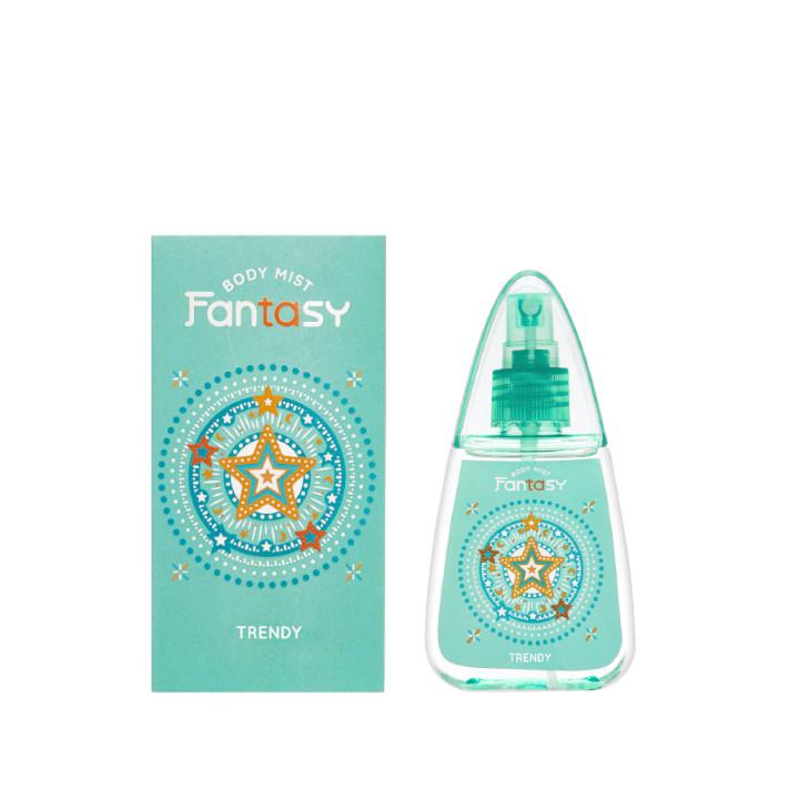 Nước hoa toàn thân Fantasy - Trendy 60 ml
