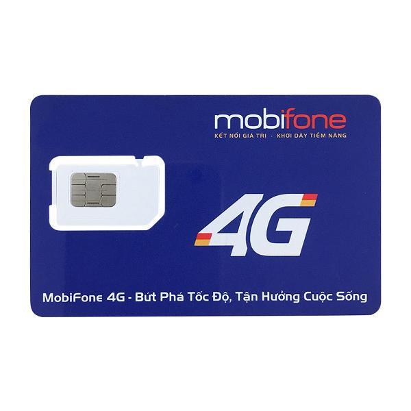 Sim 4G Mobifone C90N Tặng 4GB/Ngày Gọi Nội Mạng 1000 Phút Đầu Số 09 - Hàng Chính Hãng