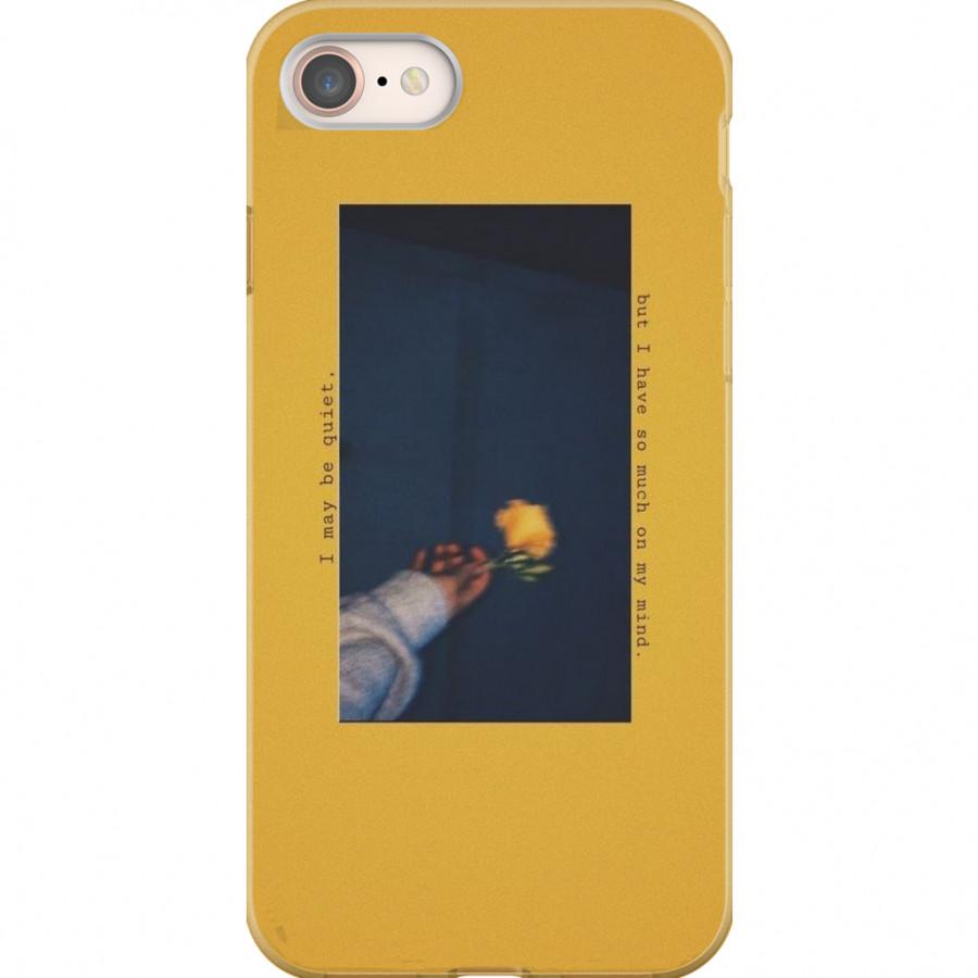 Ốp Lưng Cho Điện Thoại iPhone 5 / 5S / 5SE - Mẫu TAMTRANG1120