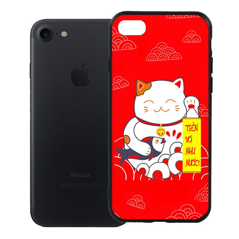 Ốp Lưng Viền TPU Cao Cấp Dành Cho iPhone 7 - Mèo May Mắn 01 - 1084501 , 5811896518099 , 62_14793765 , 200000 , Op-Lung-Vien-TPU-Cao-Cap-Danh-Cho-iPhone-7-Meo-May-Man-01-62_14793765 , tiki.vn , Ốp Lưng Viền TPU Cao Cấp Dành Cho iPhone 7 - Mèo May Mắn 01