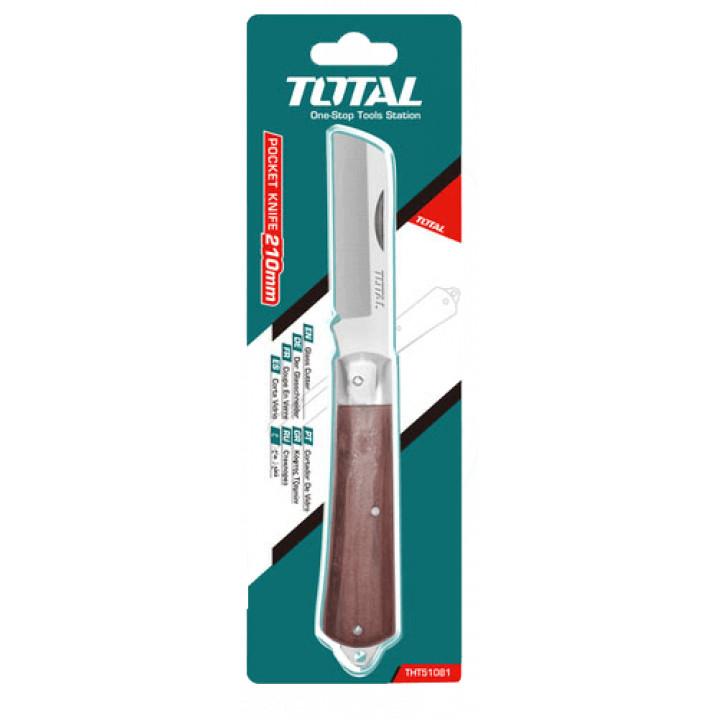 Dao tước dây điện lưỡi thẳng (dài 210mm) total THT51081 - 1378672 , 3429255017644 , 62_6694137 , 199000 , Dao-tuoc-day-dien-luoi-thang-dai-210mm-total-THT51081-62_6694137 , tiki.vn , Dao tước dây điện lưỡi thẳng (dài 210mm) total THT51081