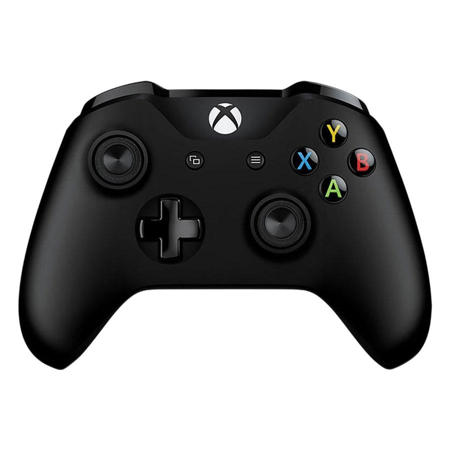 Tay Cầm Microsoft Xbox One S (Màu Đen) - Hàng Nhập Khẩu