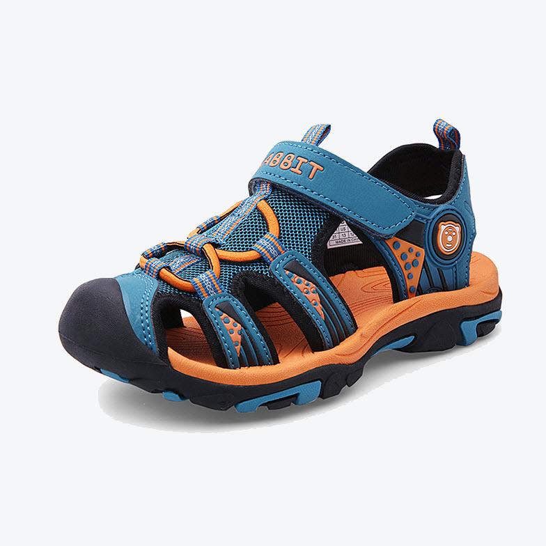 Giày Sandal Rabit Bít Mũi Cho Bé Trai XD20 - Xanh - 1068495 , 6518234758955 , 62_10672991 , 320000 , Giay-Sandal-Rabit-Bit-Mui-Cho-Be-Trai-XD20-Xanh-62_10672991 , tiki.vn , Giày Sandal Rabit Bít Mũi Cho Bé Trai XD20 - Xanh