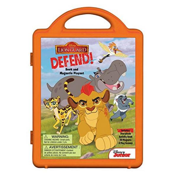 Lion Guard, The Lion Guard, Defend!
