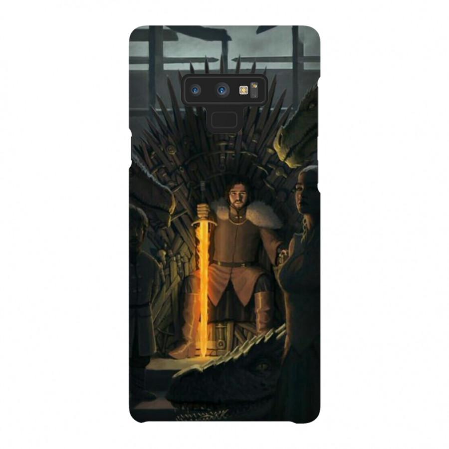 Ốp Lưng Cho Điện Thoại Samsung Galaxy Note 9 Game Of Thrones - Mẫu 369