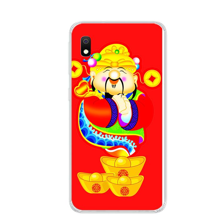 Ốp lưng dẻo cho điện thoại Samsung Galaxy A10 - 0091 THANTAI07 - Hàng Chính Hãng
