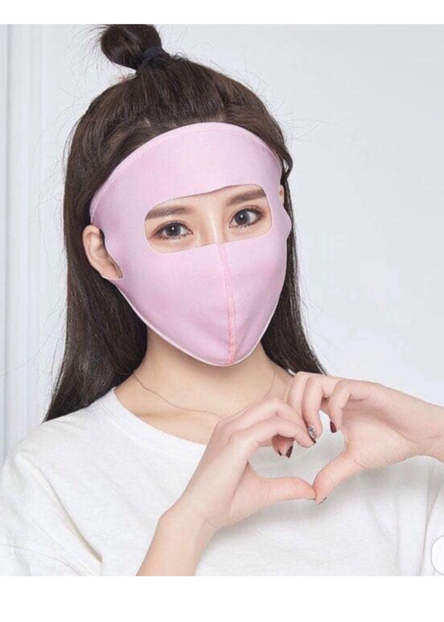 Combo 2 khẩu trang bịt mặt ninja chống nắng màu Hồng - 1886520 , 6475682329109 , 62_15252627 , 150000 , Combo-2-khau-trang-bit-mat-ninja-chong-nang-mau-Hong-62_15252627 , tiki.vn , Combo 2 khẩu trang bịt mặt ninja chống nắng màu Hồng