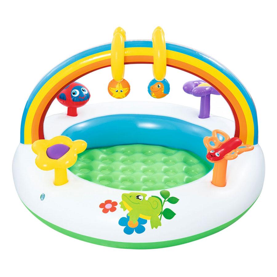 Phao Bơi Cầu Vồng Bestway 52239 - 930291 , 2086131924147 , 62_1993573 , 517500 , Phao-Boi-Cau-Vong-Bestway-52239-62_1993573 , tiki.vn , Phao Bơi Cầu Vồng Bestway 52239