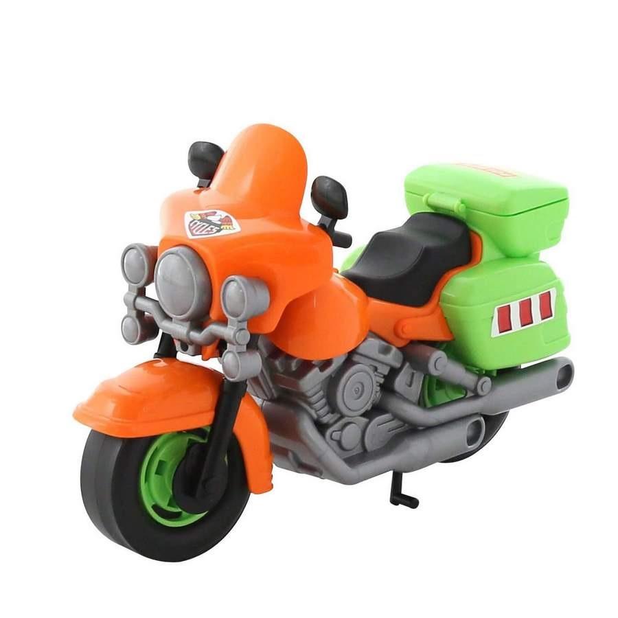 Xe mô tô cảnh sát Harley đồ chơi - Polesie Toys - 801757 , 9726871086219 , 62_10367621 , 169000 , Xe-mo-to-canh-sat-Harley-do-choi-Polesie-Toys-62_10367621 , tiki.vn , Xe mô tô cảnh sát Harley đồ chơi - Polesie Toys