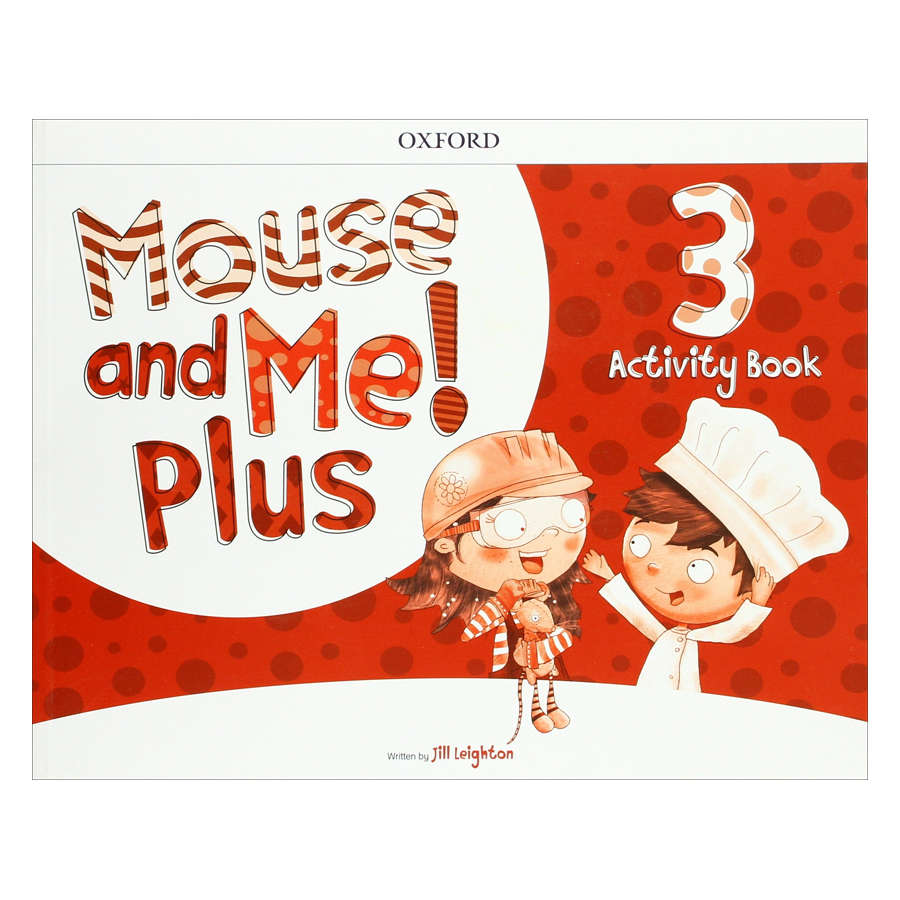 Mouse and Me! Plus 3: Activity Book