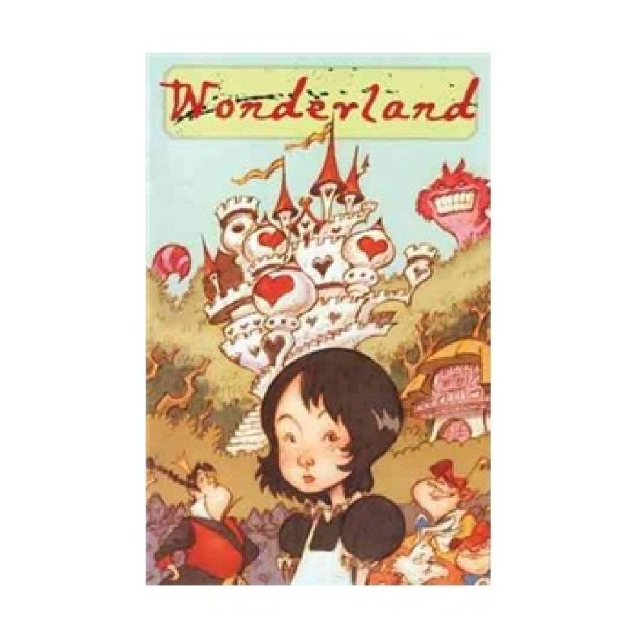 Wonderland - 1235212 , 4465661453163 , 62_5264297 , 411000 , Wonderland-62_5264297 , tiki.vn , Wonderland