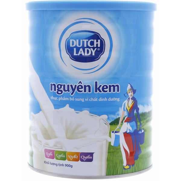 Sữa Dutch Lady Nguyên Kem (900g) - 1026262 , 2234877934528 , 62_3008001 , 169900 , Sua-Dutch-Lady-Nguyen-Kem-900g-62_3008001 , tiki.vn , Sữa Dutch Lady Nguyên Kem (900g)
