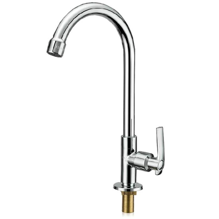 Vòi rửa chén nước lạnh gắn chậu Water Heart TC-6531