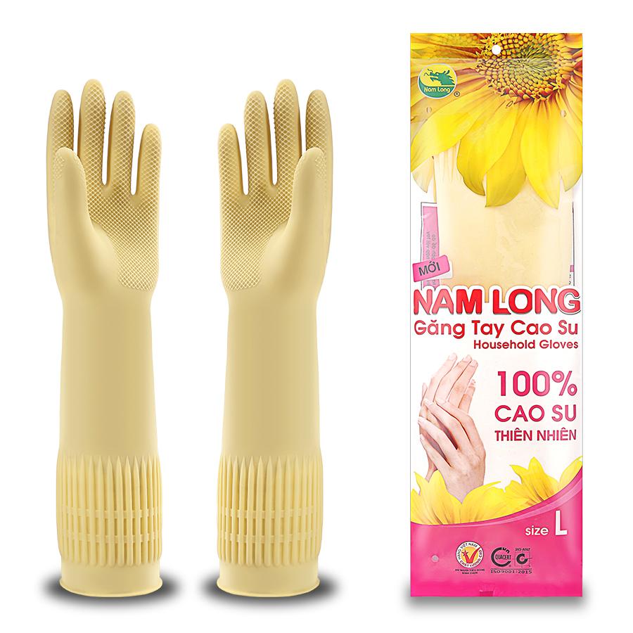 Găng tay cao su Nam Long size L - 40cm - 2361627 , 6608374918125 , 62_15413424 , 50000 , Gang-tay-cao-su-Nam-Long-size-L-40cm-62_15413424 , tiki.vn , Găng tay cao su Nam Long size L - 40cm